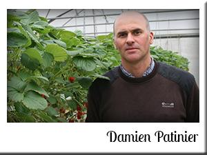 Portrait #7 : Damien Patinier