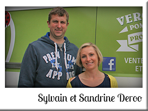 Portrait #9 : Sylvain et Sandrine Deroo