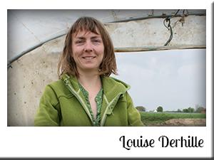 Portrait #5 : Louise Derhille