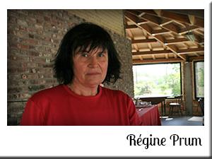 Portrait #6 : Régine Prum
