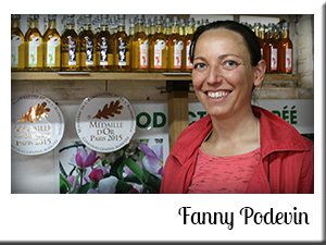 Portrait #15 : Fanny Podevin