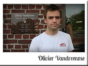 Portrait #18 : Olivier Vandromme