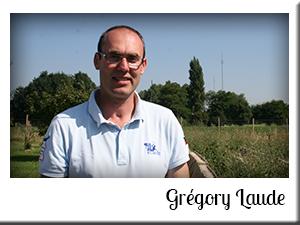 Portrait #14 : Grégory Laude