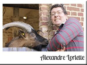 Portrait #20 : Alexandre Loriette