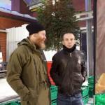 Jimmy et Nicolas Pourcheresse