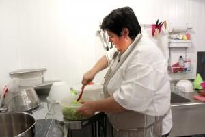 Fabienne cuisine