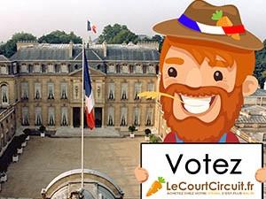 La France S'Engage, votez pour nous !