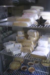 Produits laitiers Ferme Cimetière