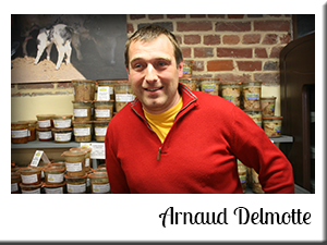 Portrait #8 : Arnaud Delmotte