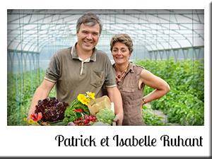 Portrait #2 : Patrick et Isabelle Ruhant