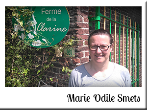 Portrait #10 : Marie-Odile Smets