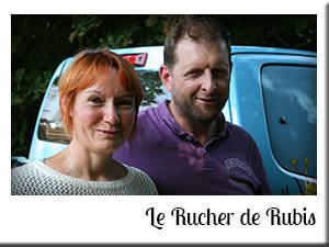 Portrait #16 : Le Rucher de Rubis