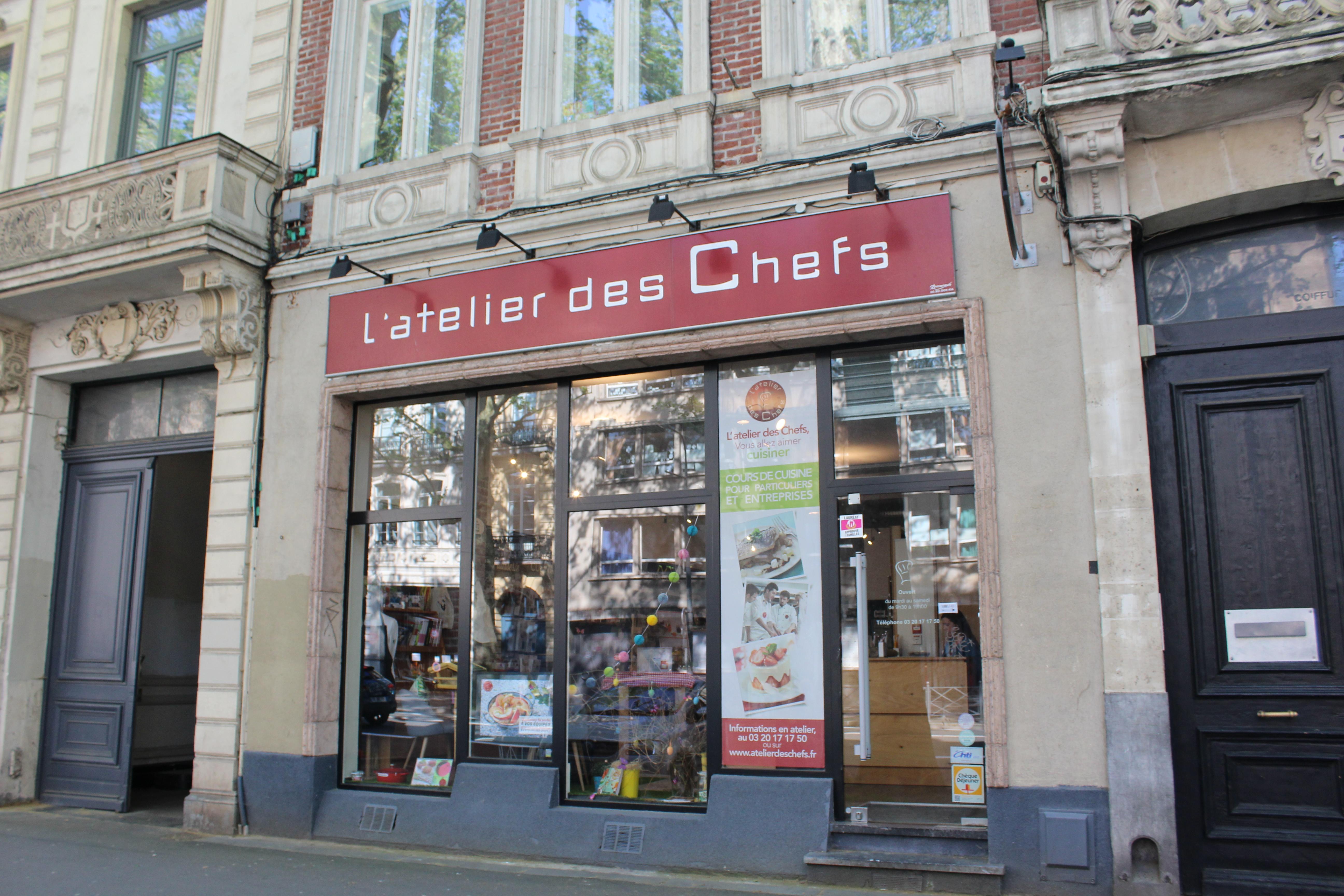 On Débarque à Lille En Atelier Chef Blog Lecourtcircuitfr